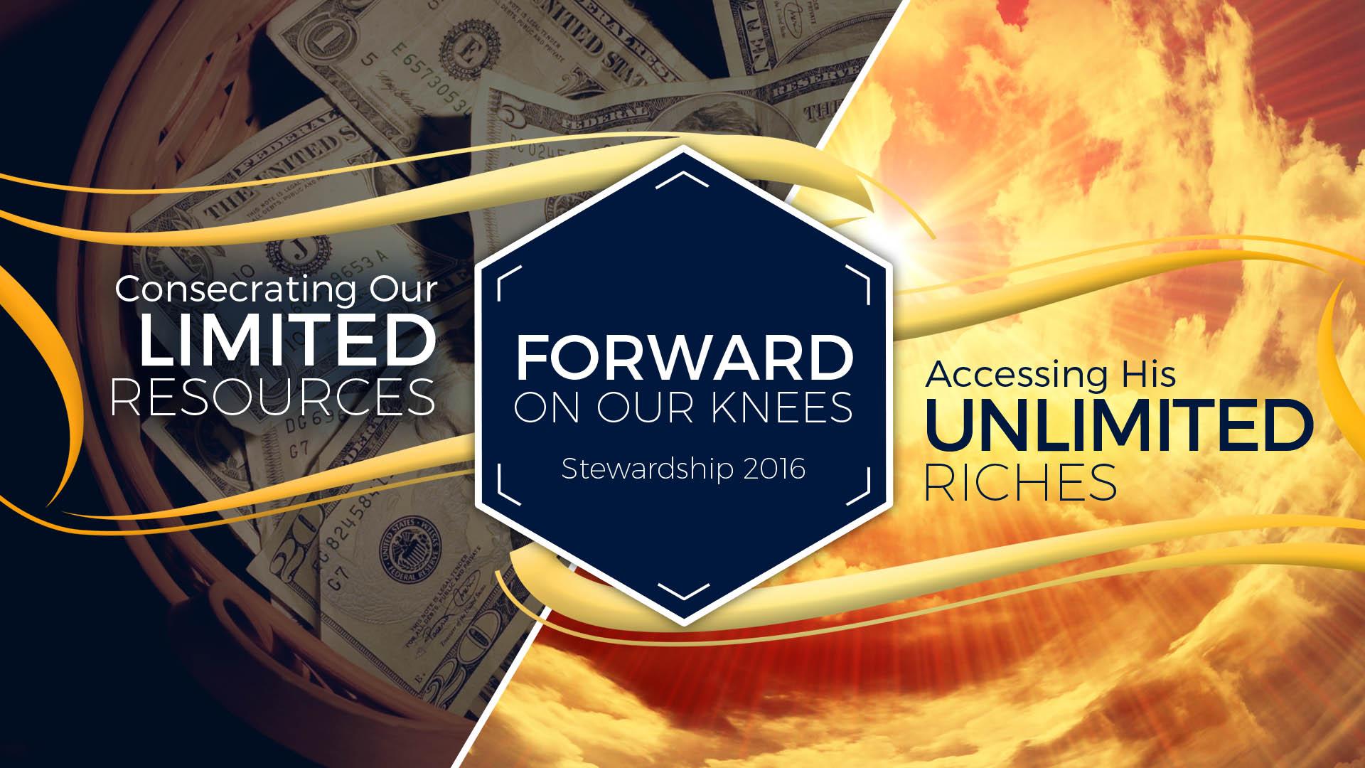 Stewardship 2016