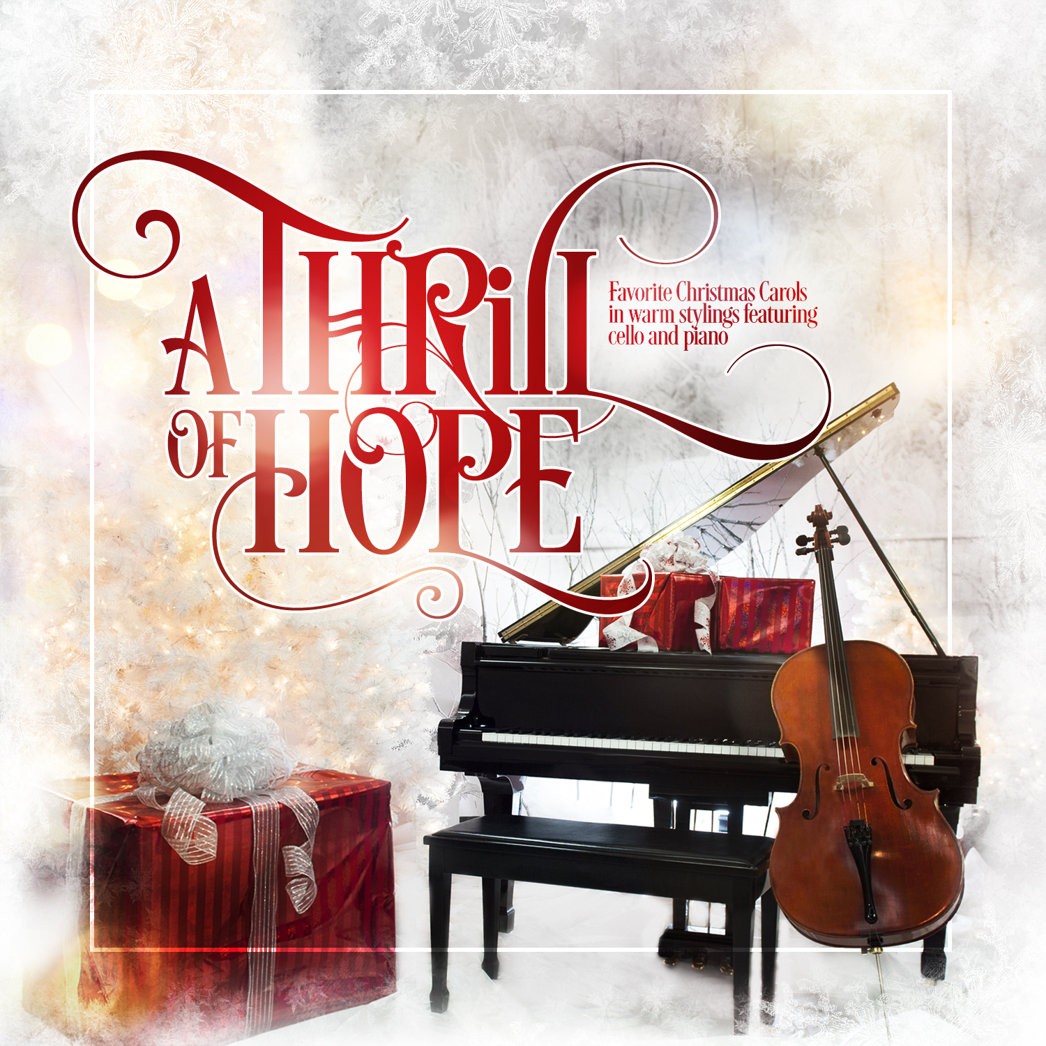 a thrill of hope cello and piano christmas cd - Christmas Classical Music